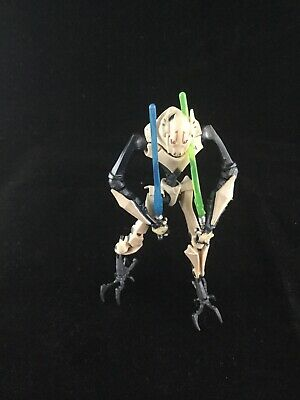 STAR WARS General Grievous THE CLONE COLLECTION LOOSE