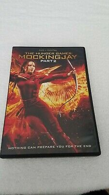 The Hunger Games: Mockingjay, Part 2 (DVD, 2015)