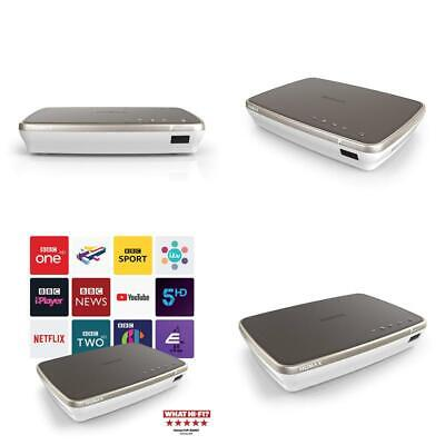 Humax Fvp-4000T 1Tb Freeview Play Hd Tv Recorder - Cappuccino