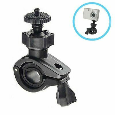 Adjustable Bicycle Camera Handlebar Mount Clamp for Gopro Camera Accessories ZW