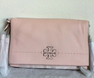 cd6f21399ea NEW!!!  478 - Tory Burch McGraw Hobo in Devon Sand Pebbled Leather ...