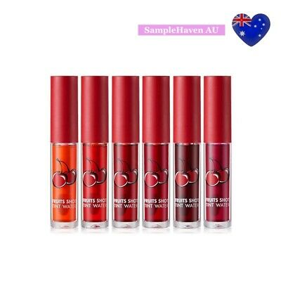 TONYMOLY Fruits Shot Tint Water 6 Color 3ml