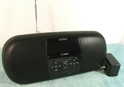 Grace Digital Audio SPARC HD Radio SHD-ITR2BT Works And Sounds Great