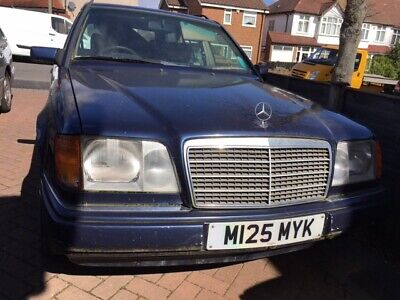 MERCEDES W124 280TE ESTATE, youngtimer classic W124, 7 seater