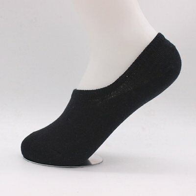 Women Ankle Socks Flat Boat Short Breathable Low Cut Cotton Invisible Socks QH