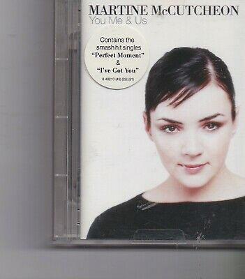 Martine McCutcheon-You Me&Us minidisc album