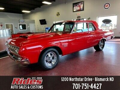1964 Savoy  Plymouth Savoy Automatic HEMI 472 SHOW CLEAN RARE 700 miles on car