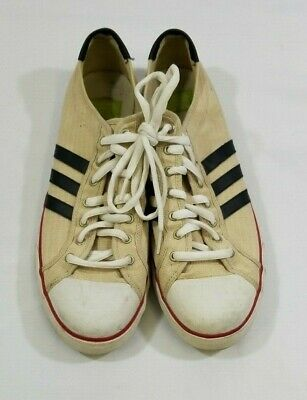 ADIDAS NEO LABEL Canvas Vl 3 Stripes Derby Trainers Lifestyle Mens Shoes 11