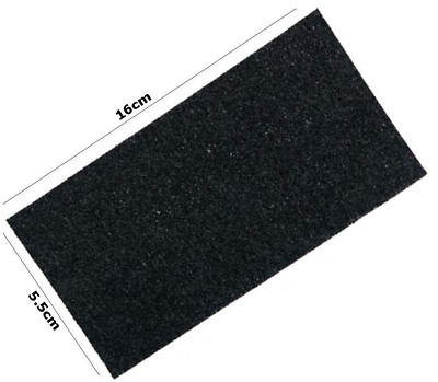 Cat Centre Spare Filter for the hooded Litter Tray 16x5.5cm Charcoal Filter Bad