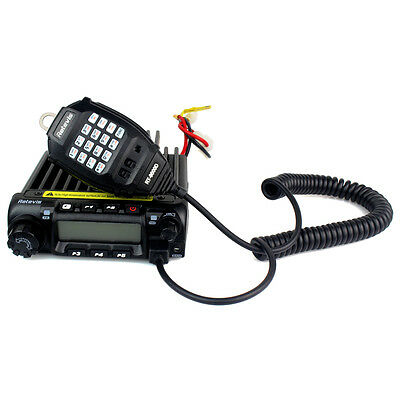 Retivis RT-9000D Wide/Narrow Band Contact book COMP Emergency Ham Radio Receiver