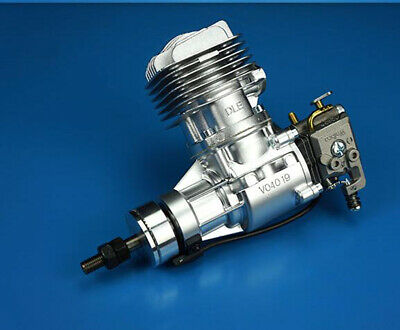 DLE ENGINES DLE-20CC Gas Airplane Engine w/Muffler DLE-20