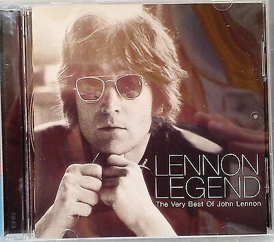 John Lennon - Lennon Legend: The Very Best of (CD 1997)