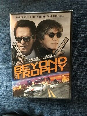 Beyond the Trophy (DVD, 2014) New/Sealed