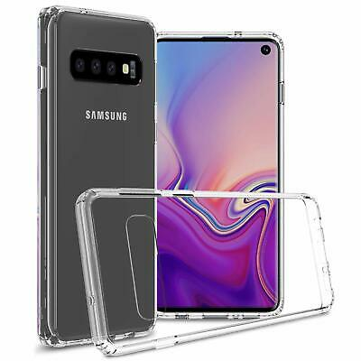 Soft Silicone Shockproof Phone Cover Case for Samsung Galaxy S10 S10 Plus S10e