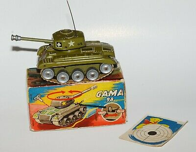 "Gama Panzer ""Medium Tank M 98"" in originaler Verpackung"