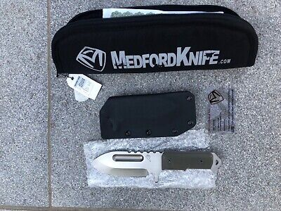 Medford knife Sea Wolf not Busse or Zero Tolerance or Strider