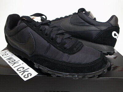 1a581041795f 2017 NIKE WAFFLE RACER  17   CDG BLACK COMME DES GARCONS AA9709-001 US4    23cm -  379.99