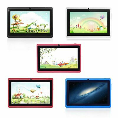 7'' inch Quad Core HD Tablet PC for Kids Android 4.4 8G Dual Camera WiFi A9
