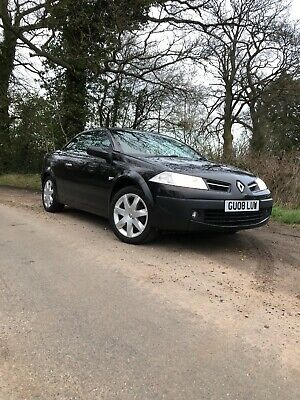 Renault megane convertible 1.6 great condition
