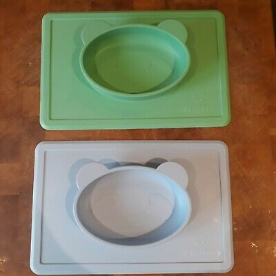 Silicone Baby Suction Plates (Nooni Care)