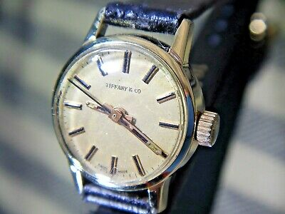 TIFFANY & Co Ladies Watch 14ct Gold 14k | Automatic | Gorgeous | Restored 1960's