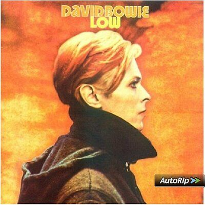 """DAVID BOWIE """"LOW"""" CD 1999 enhanced version WITH PIC ON SPINE SEALED TRACKS PIC 2"""