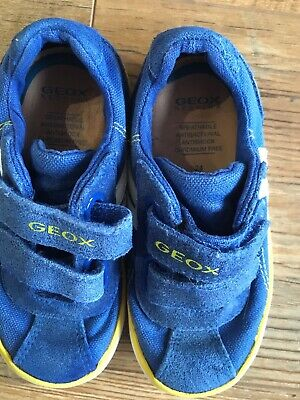 Geox Boys Blue Sandals Size Eu 33 Uk 1 Good Used Condition Kids' Clothes, Shoes & Accs. Boys' Shoes