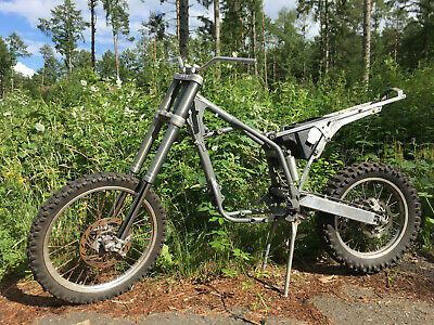 KTM LC4 rolling chassis