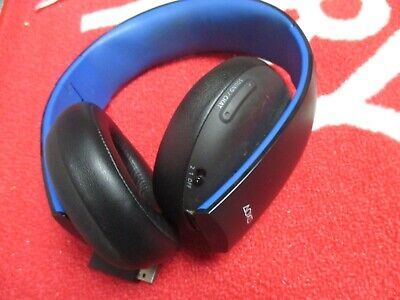 Sony Playstation 4 Wireless Gaming Headset Headphones PS4/PS3/PS Vita faulty?