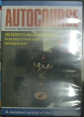 * Autocourse 1972 / 73 -  Review of International Motor-Sport  - eBook Edition