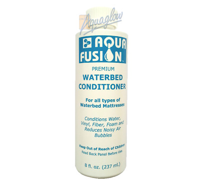 2 Years Aqua-Fusion Premium Concentrate Waterbed Conditioner, all bed sizes.