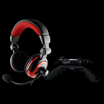 New Deluxe Headset Headphone With Microphone For Sony Playstation 4 & Pro Xbox 1