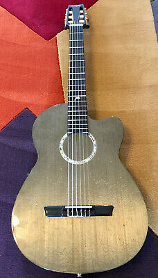 RainSong StageSong Classical Nylon String Acoustic Electric Carbon Fiber Guitar