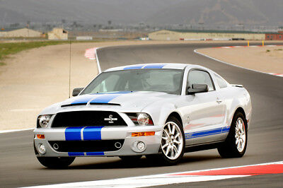 2008 Shelby GT500KR ford mustang shelby gt 500 kr