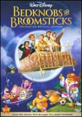 Bedknobs and Broomsticks [Enchanted Musical Edition] by Robert Stevenson: Used
