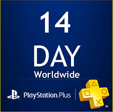 Ps Plus 14 Days Trial(Fast Delivery) Ps4,ps3,ps Vita