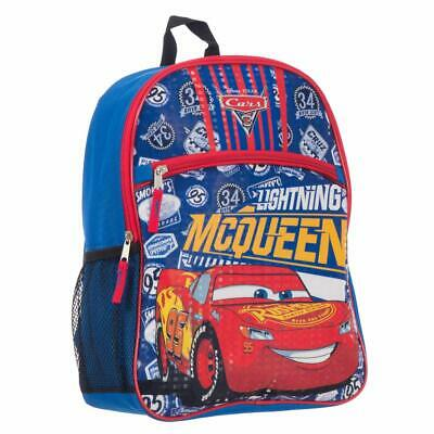 e2443e82d0a CARS LIGHTNING MCQUEEN Backpack Disney Store Exclusive Pixar Kids ...