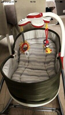 Relax Tiny love Vibrant  Transat Rocker Napper 3 en 1