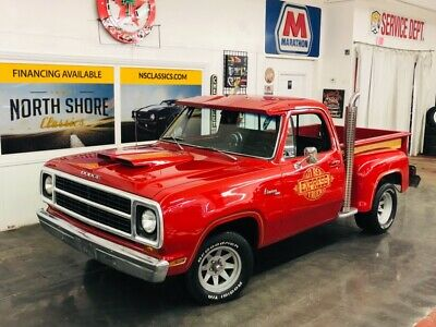 1980 Other Pickups -1/2 TON- Lil Red Express Tribute - Red Dodge Pickup with 56,182 Miles available now!