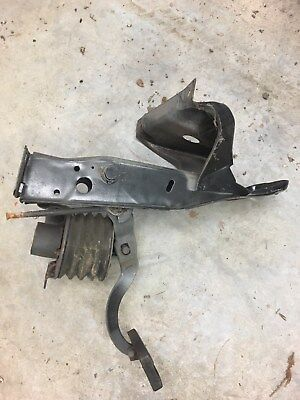 1959 Ford Galaxie Fairlane Brake pedal assembly