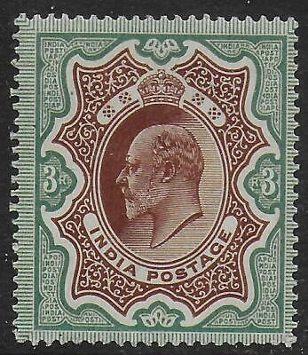 India stamps 1902 SG 141 MNH VF