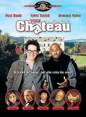 The Chateau Dvd Brand New Sealed With FREE SHIPPING