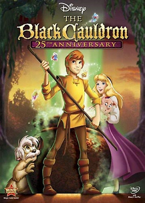The Black Cauldron: 25th Anniversary