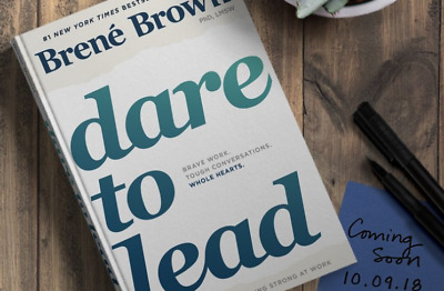 Dare to Lead.. By Brene Brown Best Seller Set (audibook)