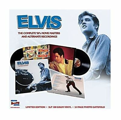 """ELVIS PRESLEY - THE COMPLETE 50's - 2x12"""" VINYL - RSD 2019 - PREORDER LIMITED"""