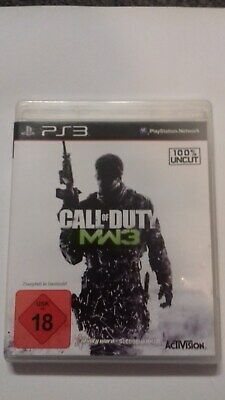 PS 3 - Spiel CALL OF DUTY MW 3