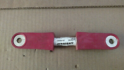 BC1114 Cable Dynacraft 8 inch red battery cable jumper