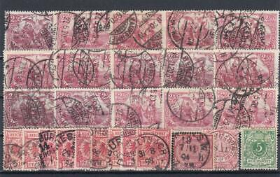 (1134) Germany Reich Used Classic Selection
