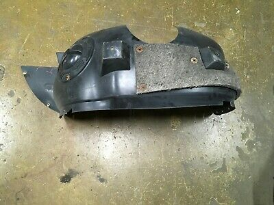 Fender Liner Front Driver And Passenger Side Fits Hyundai Genesis Coupe