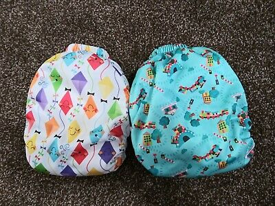 Tots Bots Easy Fit all in one cloth diapers